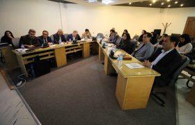 دیدار هیئت نمایندگان سازمان جهانی بهداشت از انستیتو