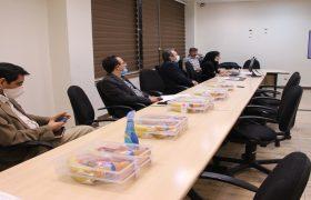 جلسه دفاع آنلاین سحر نوروزبیگی برگزار شد