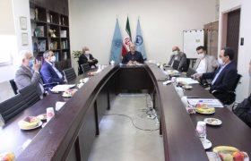 هفتمین جلسه شورای عالی مرکز رشد و نوآوری انستیتو تحقیقات تغذیه ای و صنایع غذایی کشور برگزار شد