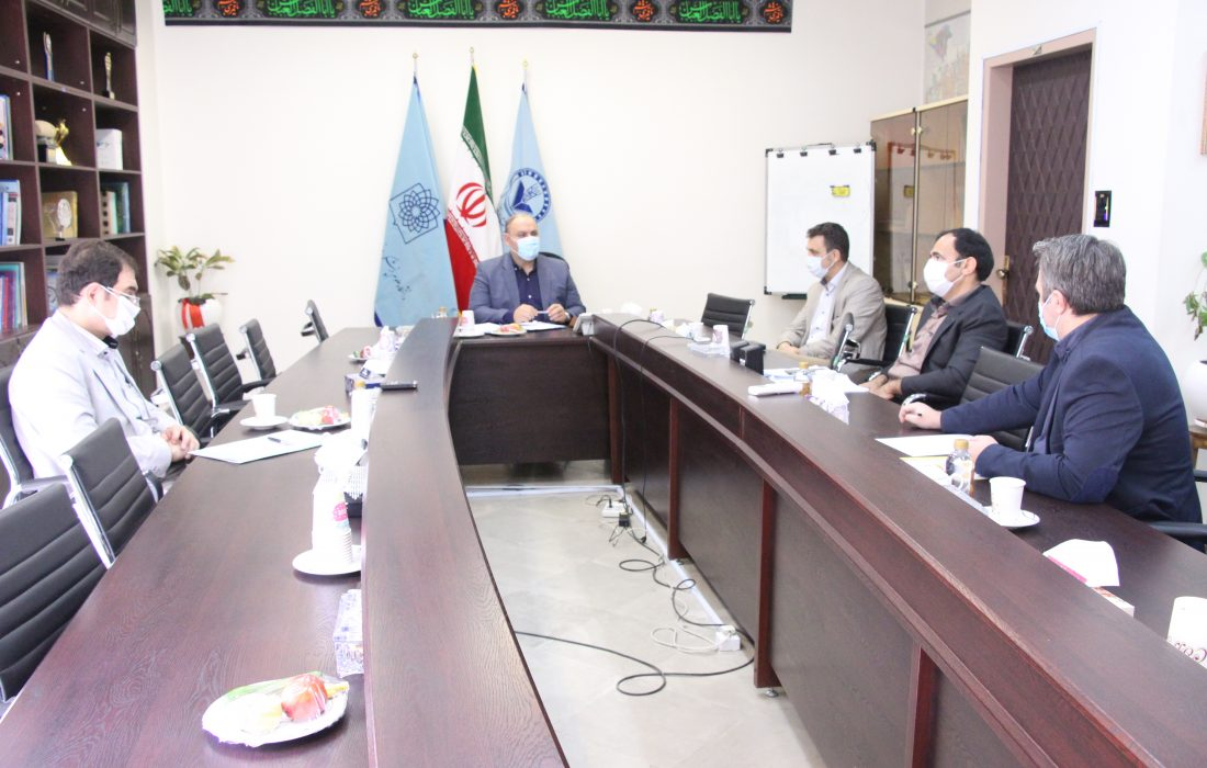 جلسه هیات رییسه انستیتو تحقیقات تغذیه ای و صنایع غذایی کشور برگزار شد