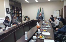 هشتمین جلسه هم اندیشی فعالان حوزه غذا و تغذیه در انستیتو تحقیقات تغذیه ای و صنایع غذایی کشور برگزار شد