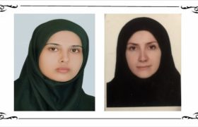 Congratulations to Dr. Atoosa Saeedpour and Dr. Saeedeh Shojaei for promoting the academic rank of Sarkar.